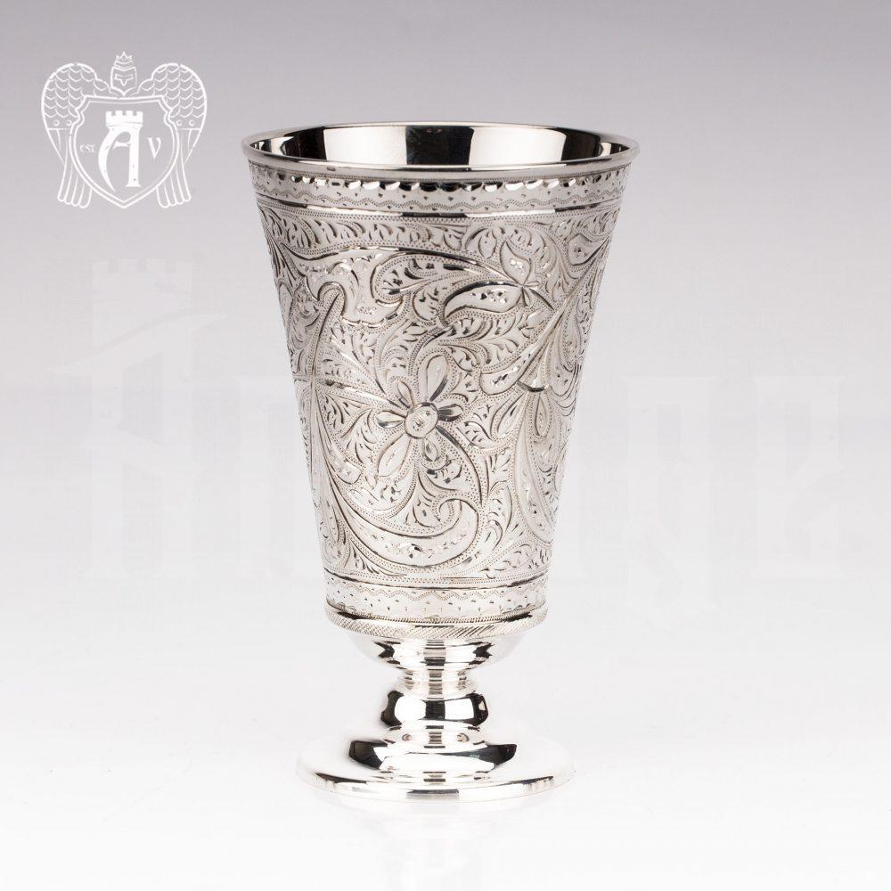 Серебряный стакан «Арон»