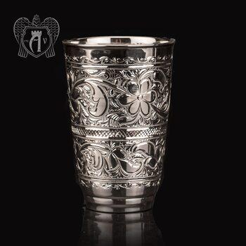 Стакан из серебра  «Амели»