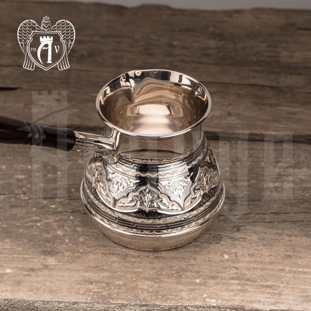 Турка серебряная «Каприз»
