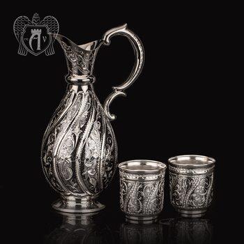 Сервиз серебряный «Арвен»