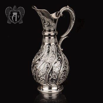 Кувшин из серебра  «Халиси»