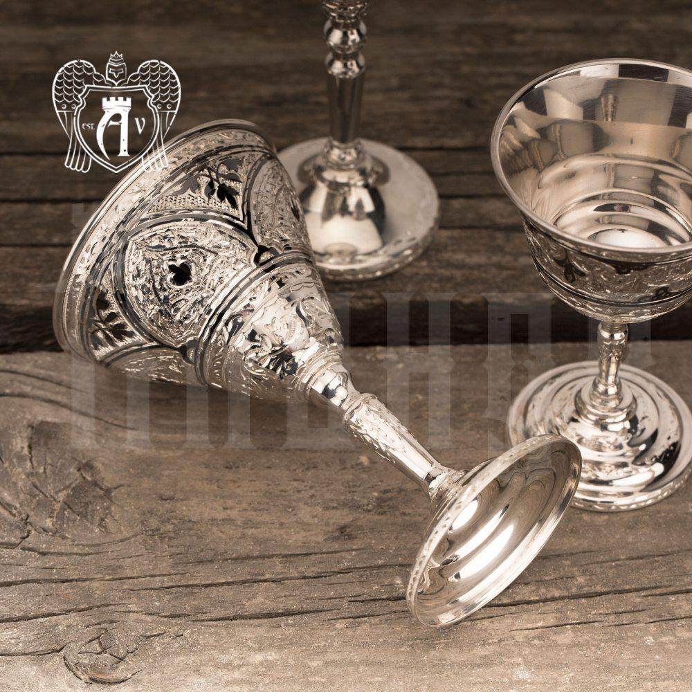Серебряная рюмка «Норд»