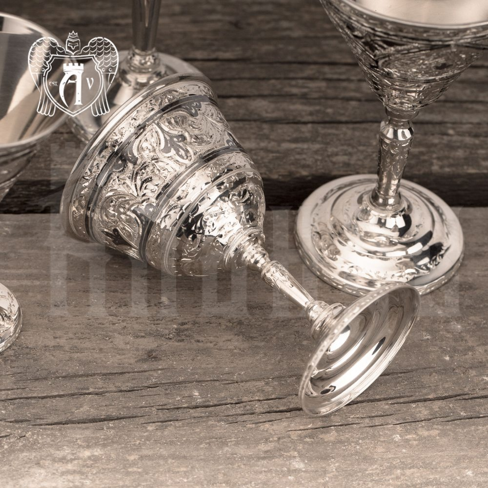 Серебряная рюмка «Джайв»