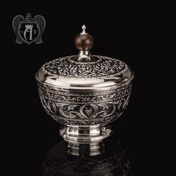 Серебряная вареньица «Гренада»