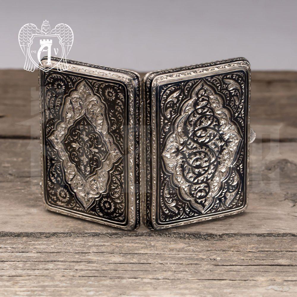 Портсигар из серебра «Корд» Апанде, 53000573