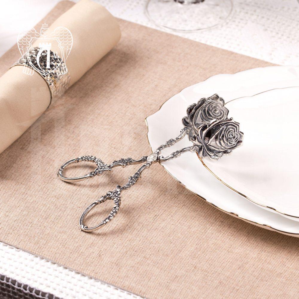 Серебряные щипцы для сахара  Апанде, 11100072