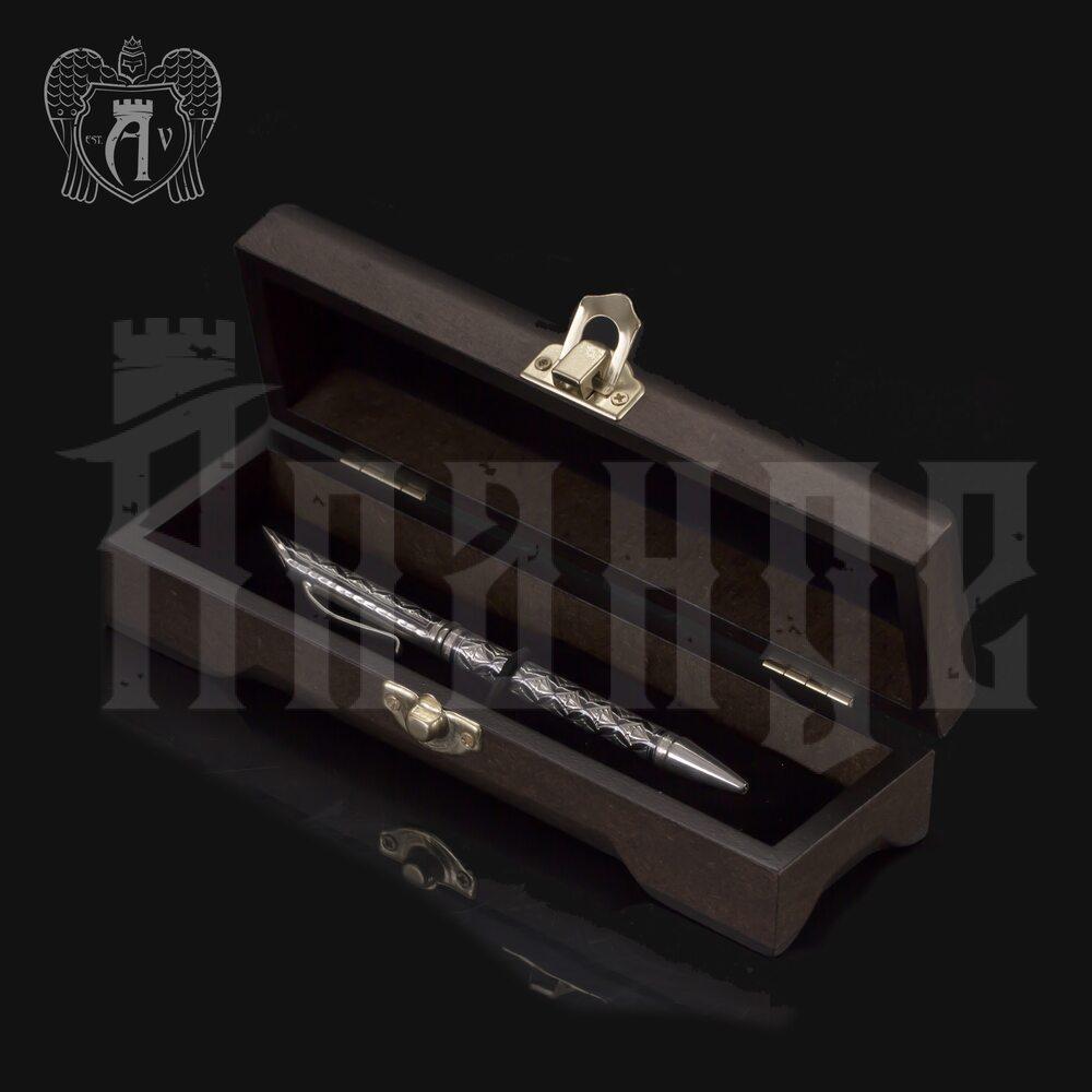 Ручка серебряная «Magnum opus» Апанде, 13003213