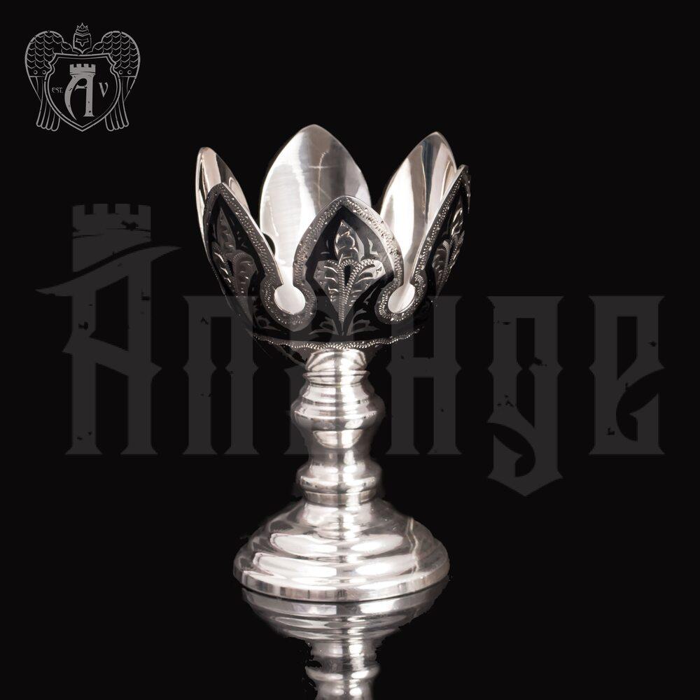 Пашотница серебряная «Роса» Апанде, 91000578