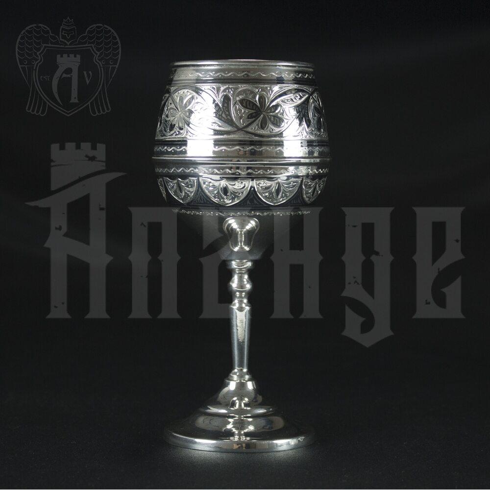Серебряный бокал «Дворянский» Апанде, 3800018