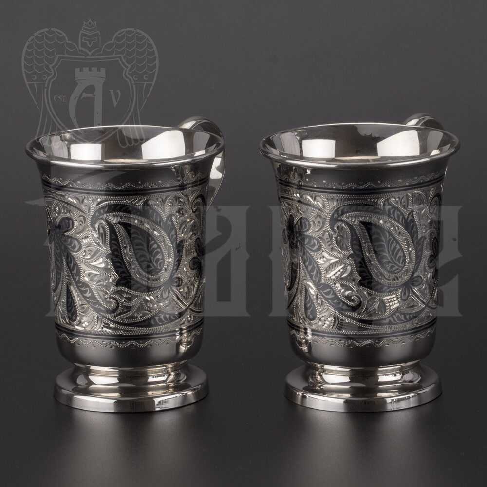 Серебряная чашка «Саленто» Апанде, 32009121