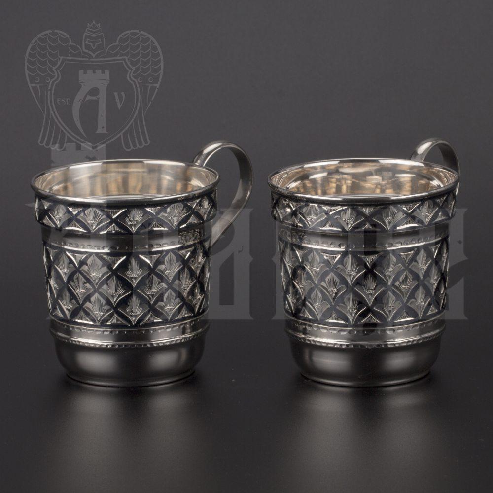 Серебряная кружка «Роял» Апанде, 32009123