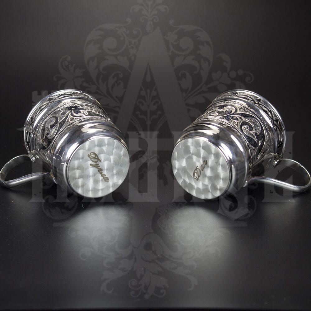 Набор серебряных кружек «Фордевинд» Апанде, 32009130