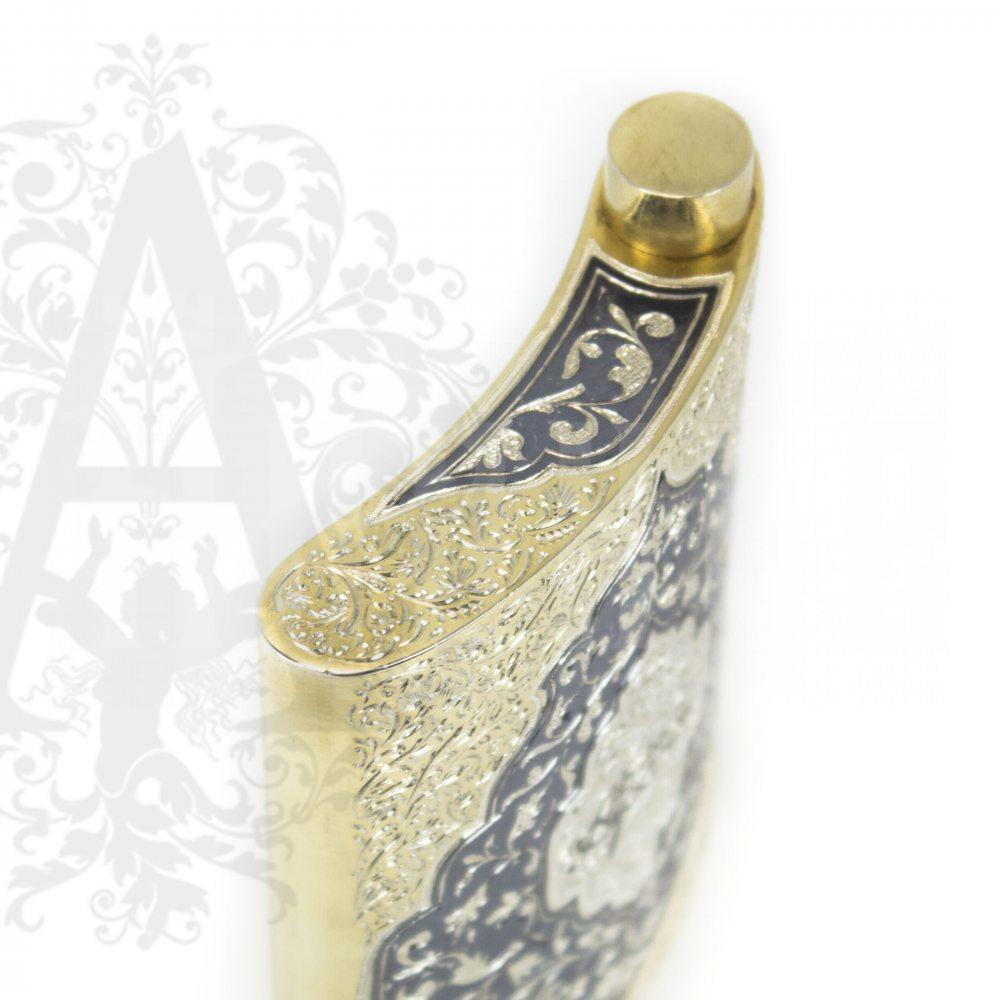 Серебряная фляжка «Apande Silver» Апанде, 720001