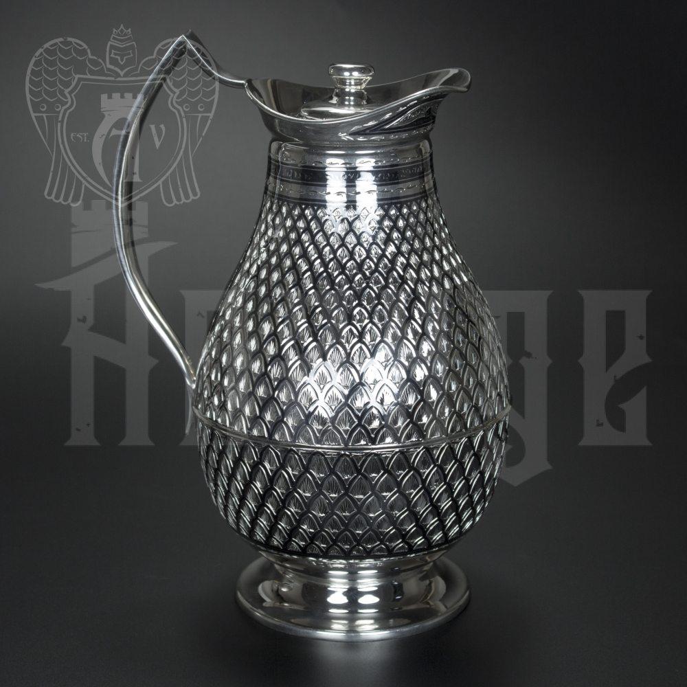Серебряный кувшин «Тайна предков» Апанде, 54000124