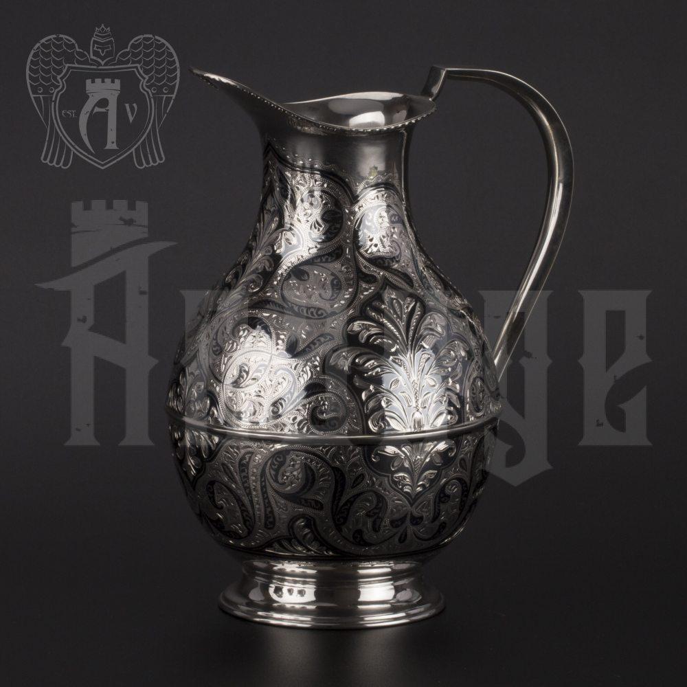 Серебряный кувшин «Единство» Апанде, 54000126