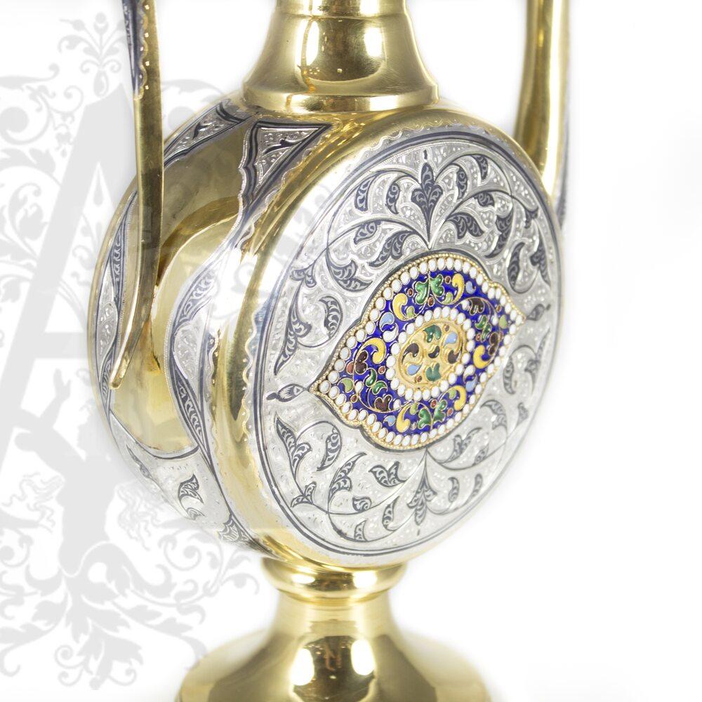 Серебряный кувшин для коньяка «Кунак» Апанде, 54000129