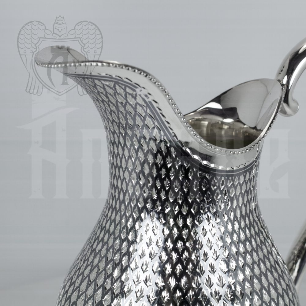 Кувшин серебряный «Флора» Апанде, 54000503