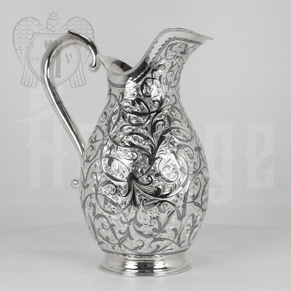 Кувшин серебряный «Кубачинский» Апанде, 54000506