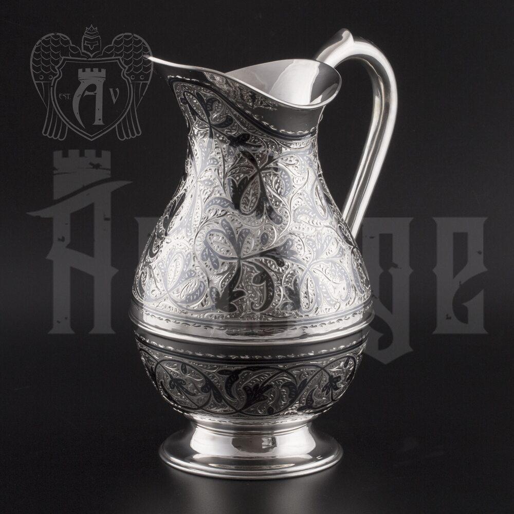 Для напитков кувшин из серебра «Изящный век» Апанде, 54000511