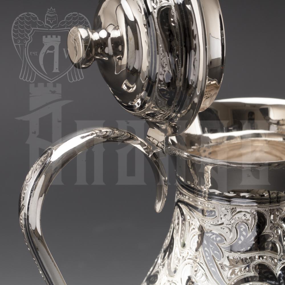 а. Кувшин из серебра  «Вдохновение» Апанде, 54000545