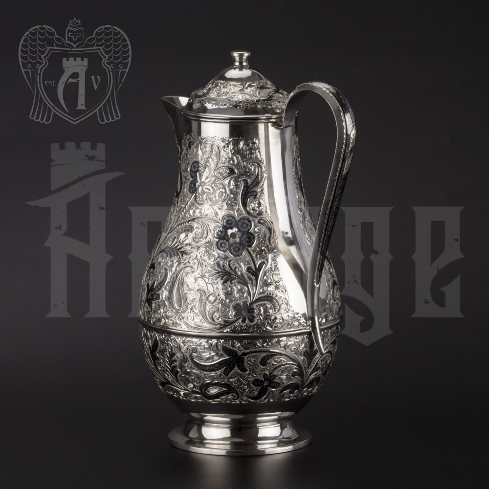 Кувшин из серебра «Принц Персии» Апанде, 54000777