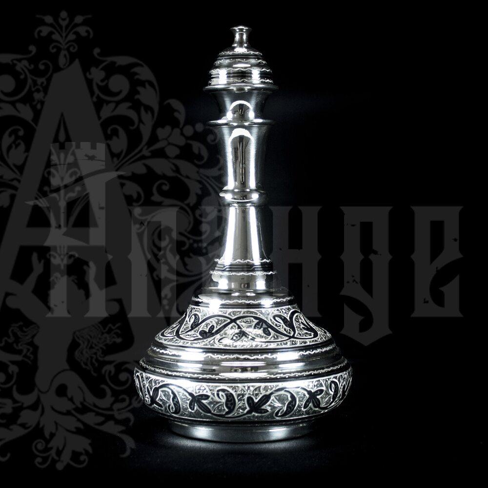 Серебряный графин «Восточный» Апанде, 5400506