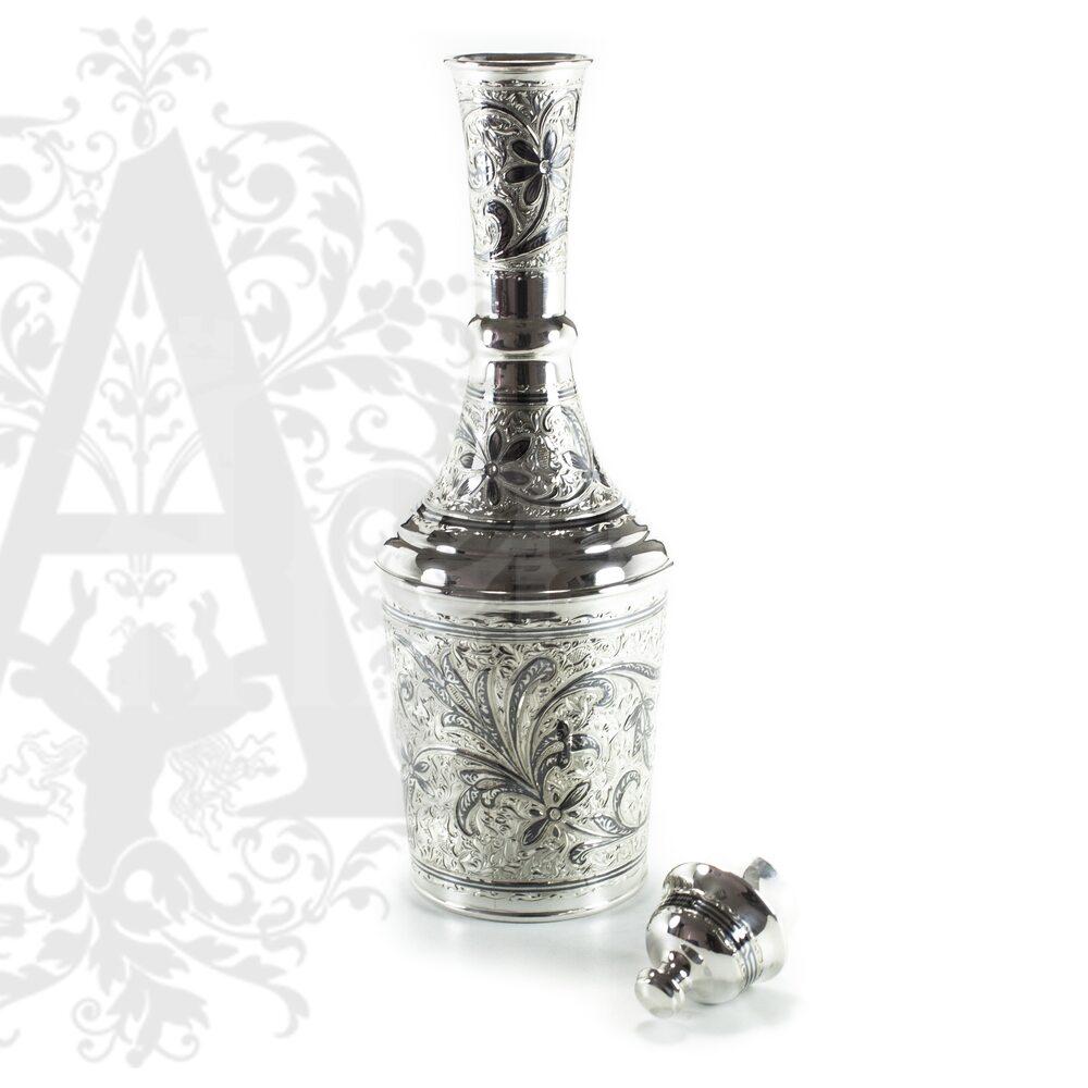 Серебряный графин водочный «Грация» Апанде, 5400508