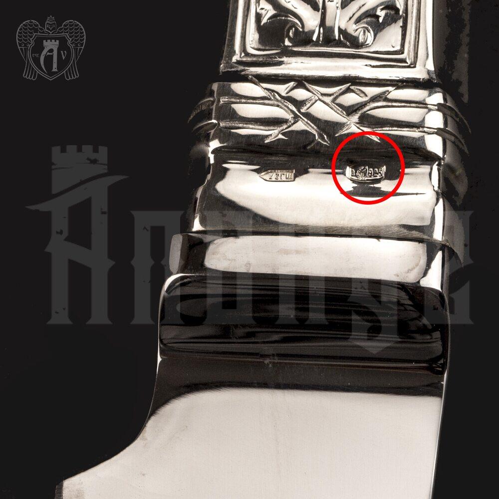 Столовый набор из серебра на 6 персон «Герцогиня» 24 предмета Апанде, 22000212-28