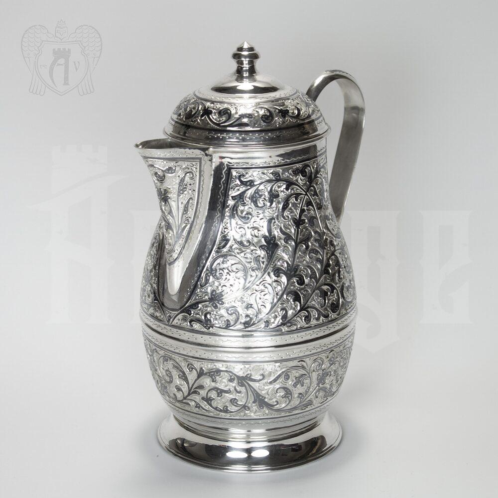 Серебряный кувшин «Богема» Апанде, 54000520