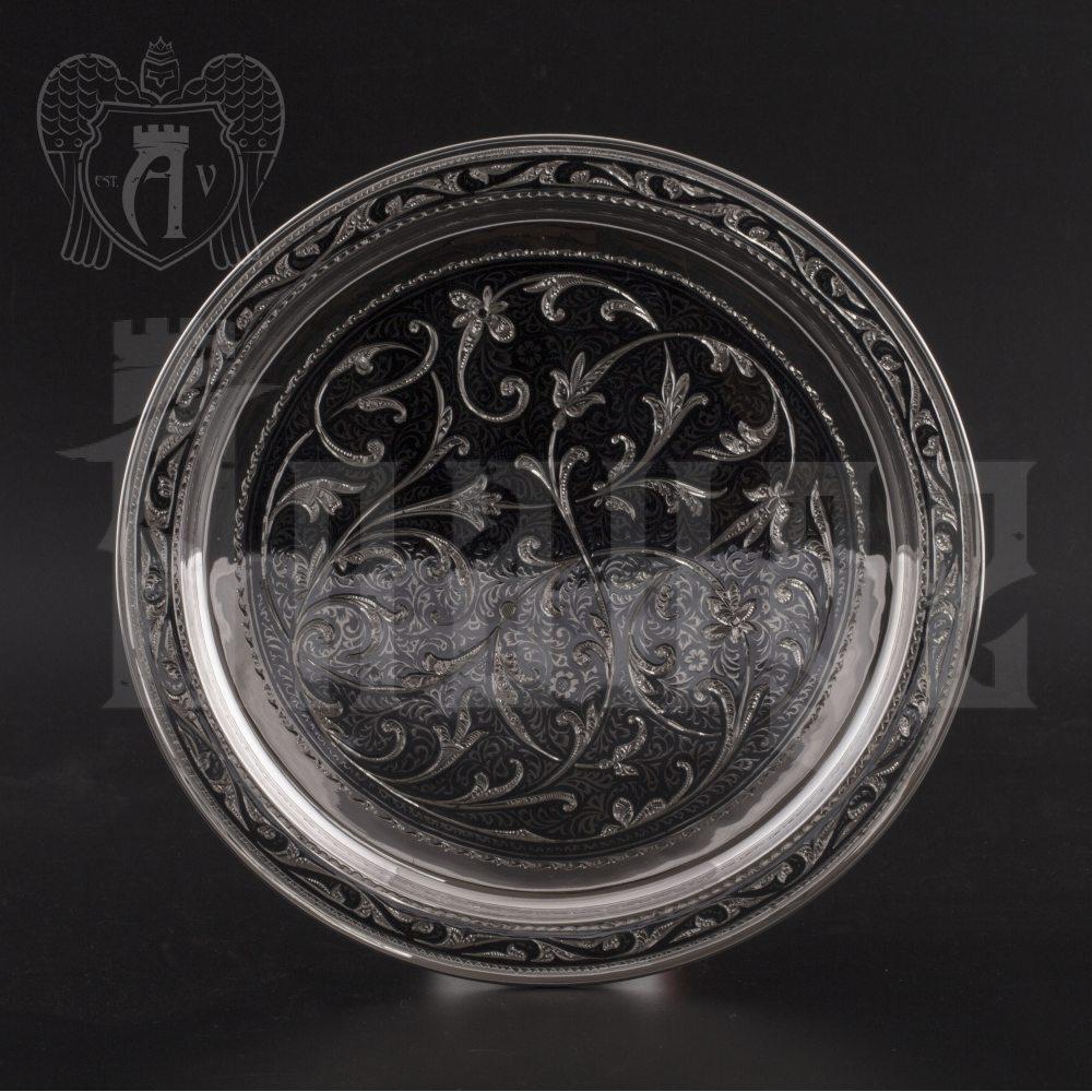 Набор чайный серебряный «Лукреция» Апанде, 1110013536