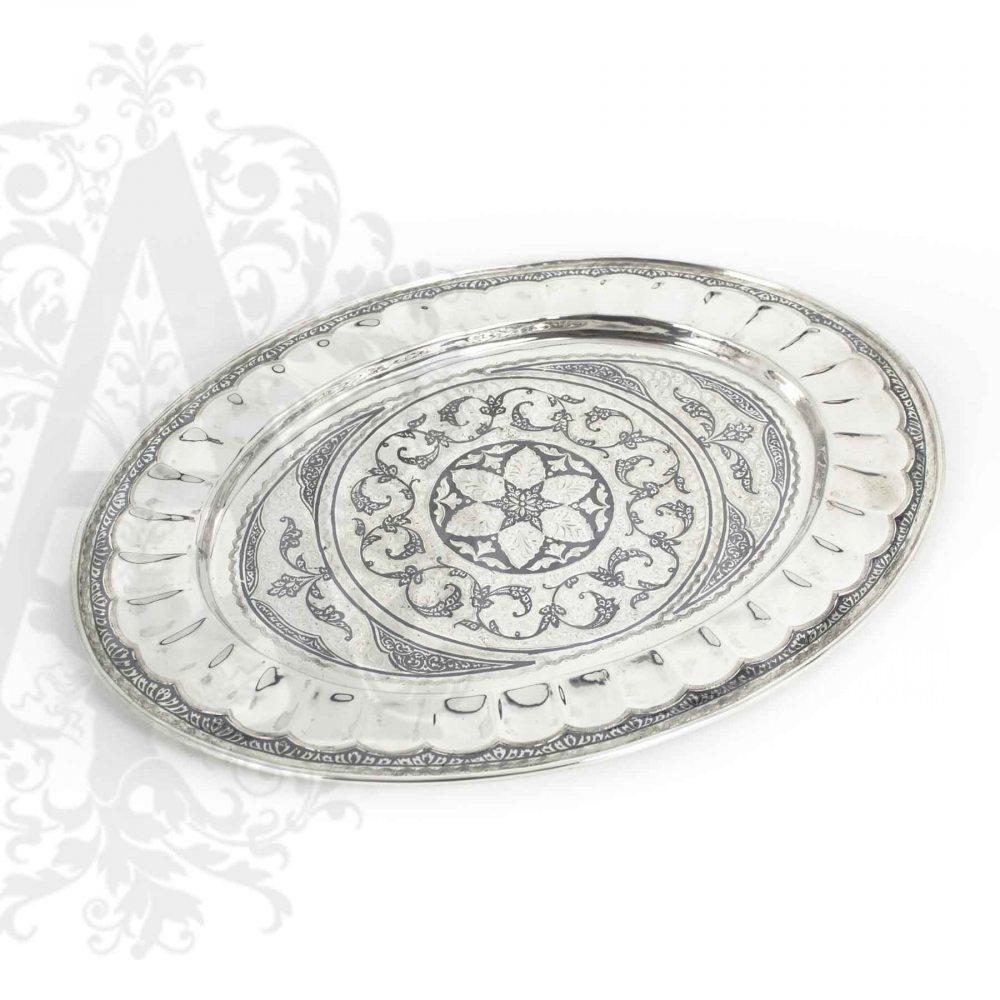 Сервиз серебряный коньячный «Жемчужина Востока» Апанде, 11100547