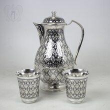 Серебряный набор для воды «Княжеский»