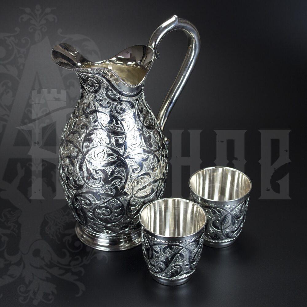 Серебряный сервиз «Севилья»  Апанде, 111049243