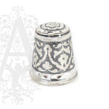 Наперсток из серебра «Башня-Ч»
