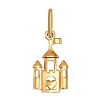 Подвеска из золота
