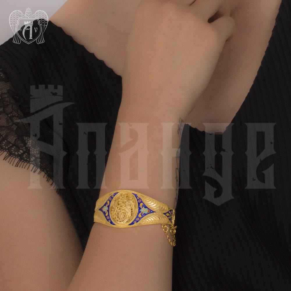Браслет кубачинский «Каролина» Апанде, 23000423110