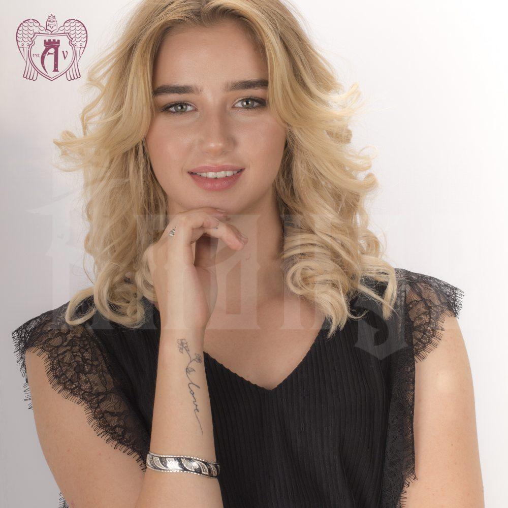Кубачинский браслет «Модерн» Апанде, 2300042360